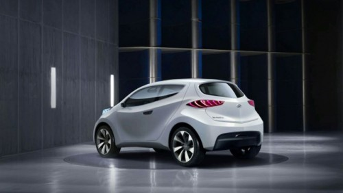 Frankfurt LIVE: Hyundai prezinta conceptul ix-Metro15158