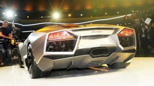 Frankfurt LIVE: Lamborghini prezinta Reventon Roadster15123