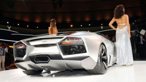 Frankfurt LIVE: Lamborghini prezinta Reventon Roadster15124