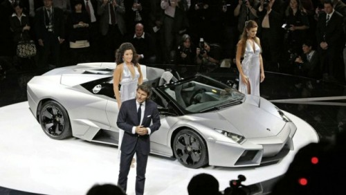 Frankfurt LIVE: Lamborghini prezinta Reventon Roadster15127