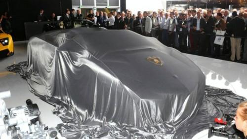 Frankfurt LIVE: Lamborghini prezinta Reventon Roadster15128