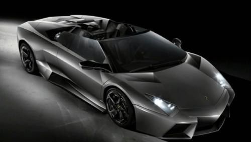 Frankfurt LIVE: Lamborghini prezinta Reventon Roadster15132