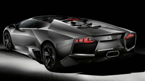 Frankfurt LIVE: Lamborghini prezinta Reventon Roadster15133