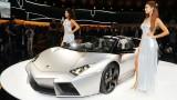 Frankfurt LIVE: Lamborghini prezinta Reventon Roadster15130