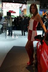 Frankfurt LIVE: Fetele de la salonul auto15229