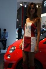 Frankfurt LIVE: Fetele de la salonul auto15100