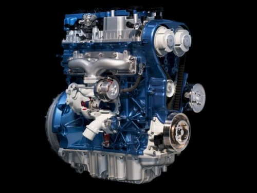 Frankfurt LIVE: Ford de 1,6 litri si 180 CP15084