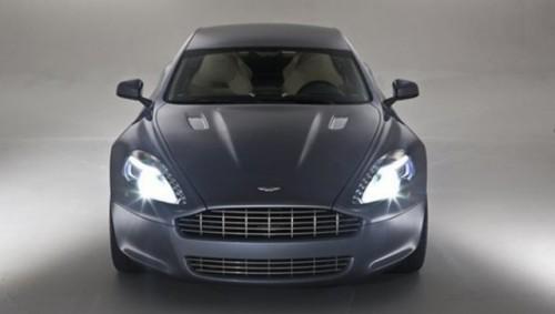 Frankfurt LIVE: Aston Martin Rapide!15064