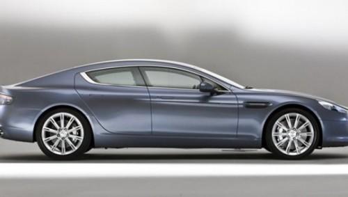 Frankfurt LIVE: Aston Martin Rapide!15066