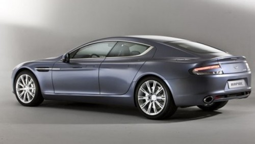 Frankfurt LIVE: Aston Martin Rapide!15068