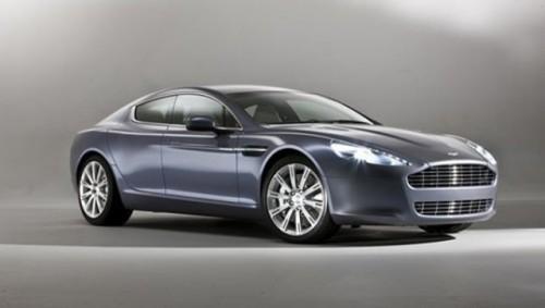 Frankfurt LIVE: Aston Martin Rapide!15070