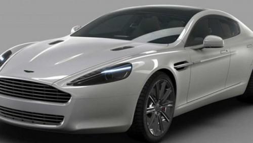 Frankfurt LIVE: Aston Martin Rapide!15074