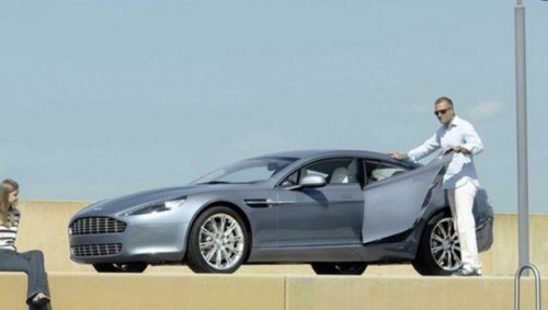 Frankfurt LIVE: Aston Martin Rapide!15077