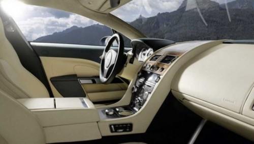 Frankfurt LIVE: Aston Martin Rapide!15082