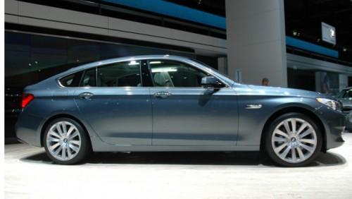 Frankfurt LIVE: BMW Seria 5 GT, in persoana15037