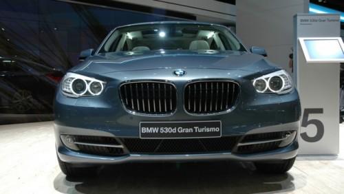 Frankfurt LIVE: BMW Seria 5 GT, in persoana15038