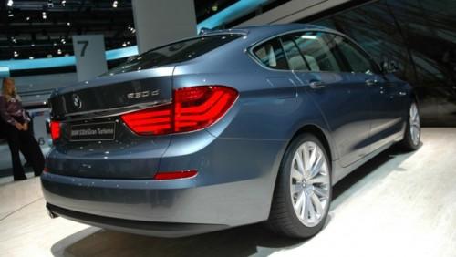 Frankfurt LIVE: BMW Seria 5 GT, in persoana15040