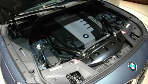 Frankfurt LIVE: BMW Seria 5 GT, in persoana15051