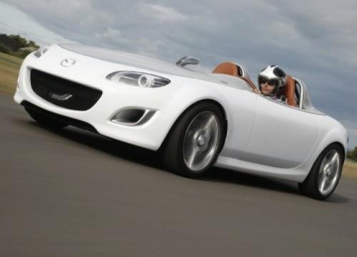 Frankfurt LIVE: Mazda vine cu MX-5 Superlight si CX-7 facelift15020