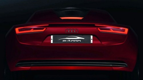 Frankfurt LIVE: Audi R8 e-Tron: 4500 Nm, 238 km autonomie15013