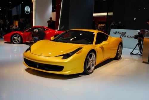 Frankfurt LIVE: Ferrari 458 Italia14920