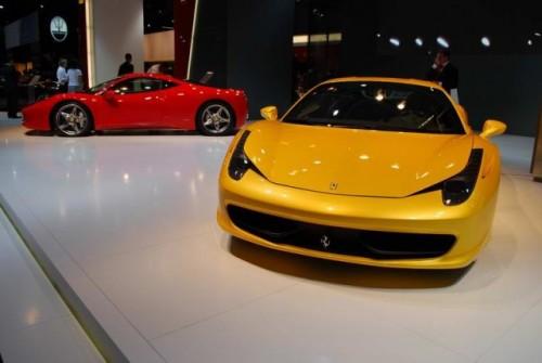 Frankfurt LIVE: Ferrari 458 Italia14929