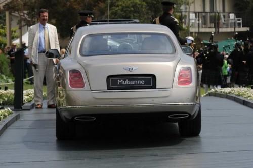 Frankfurt LIVE: Bentley Mulsanne, un cuplu de 1021 Nm!14887