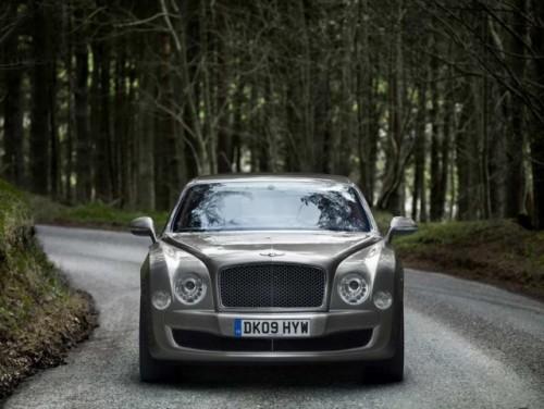 Frankfurt LIVE: Bentley Mulsanne, un cuplu de 1021 Nm!14893
