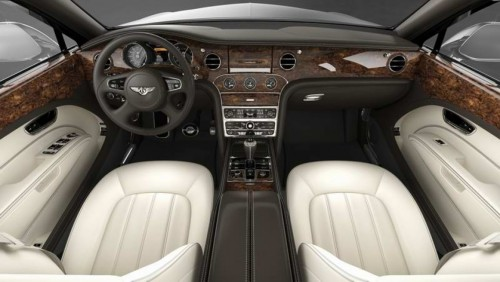 Frankfurt LIVE: Bentley Mulsanne, un cuplu de 1021 Nm!14895