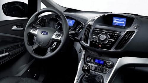 Frankfurt LIVE: Ford a prezentat oficial C-Max14880