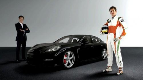 Frankfurt LIVE: Techart Porsche Panamera14833