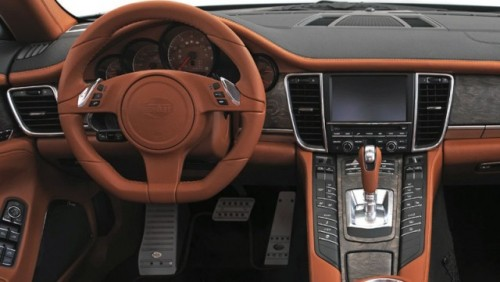 Frankfurt LIVE: Techart Porsche Panamera14835