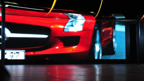 Frankfurt LIVE: Mercedes prezinta SLS AMG14845