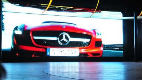 Frankfurt LIVE: Mercedes prezinta SLS AMG14846