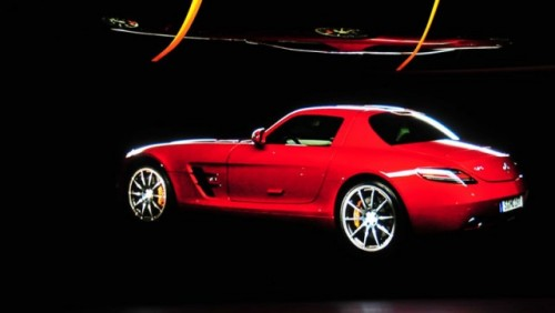 Frankfurt LIVE: Mercedes prezinta SLS AMG14848