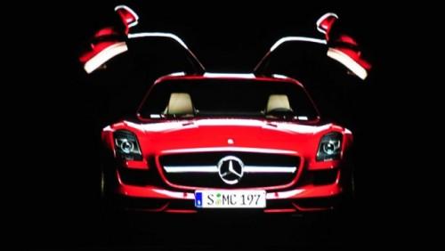 Frankfurt LIVE: Mercedes prezinta SLS AMG14849