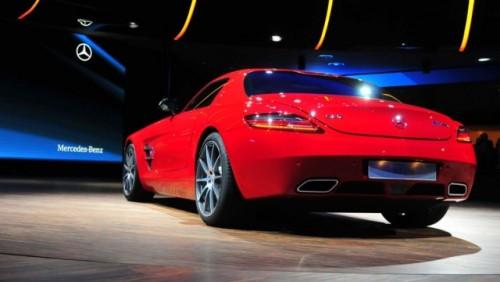 Frankfurt LIVE: Mercedes prezinta SLS AMG14859