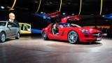 Frankfurt LIVE: Mercedes prezinta SLS AMG14863