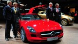 Frankfurt LIVE: Mercedes prezinta SLS AMG14865
