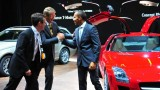 Frankfurt LIVE: Mercedes prezinta SLS AMG14867