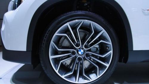 Frankfurt LIVE: BMW a prezentat noul X114795