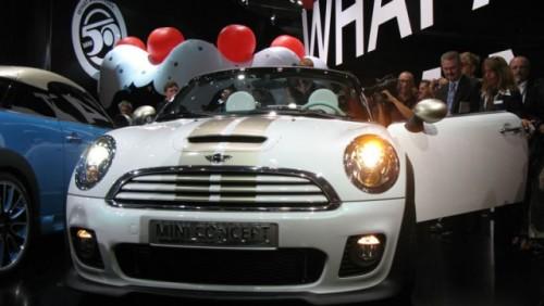 Frankfurt LIVE: Mini si-a serbat la salon implinirea a 50 de ani14758