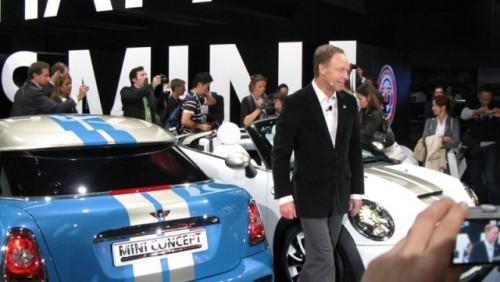 Frankfurt LIVE: Mini si-a serbat la salon implinirea a 50 de ani14762