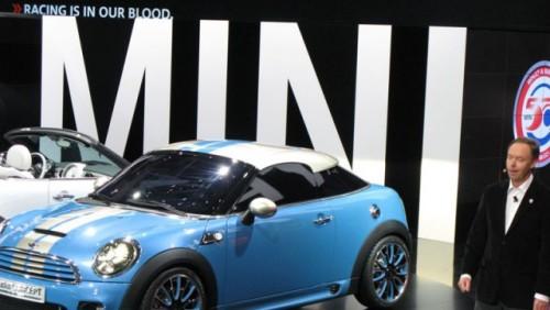 Frankfurt LIVE: Mini si-a serbat la salon implinirea a 50 de ani14763