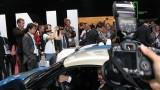 Frankfurt LIVE: Mini si-a serbat la salon implinirea a 50 de ani14761