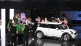 Frankfurt LIVE: Mini si-a serbat la salon implinirea a 50 de ani14770
