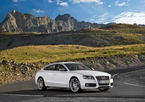 Frankfurt LIVE: Audi S5 Sportback14733