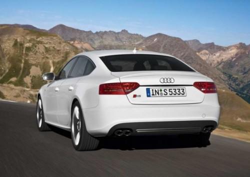 Frankfurt LIVE: Audi S5 Sportback14736