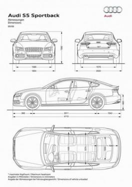 Frankfurt LIVE: Audi S5 Sportback14745
