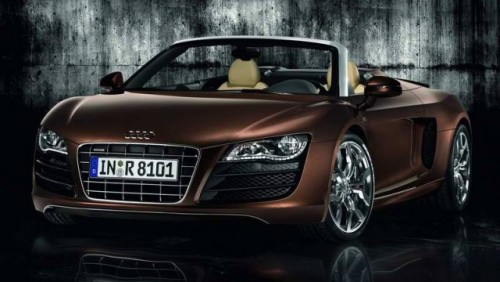 Frankfurt LIVE: Audi R8 Spyder, lansare oficiala14638